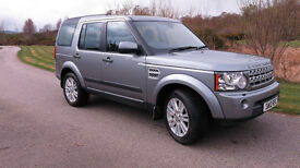 Land Rover Discovery 4, XS Auto, 7 Seats, One Owner, Leather, Rev Camera, Sat Nav, Heated Seats.