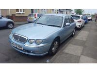 2003 Rover 75 2.0 CDT Saloon,