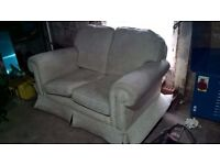 Small john lewis sofa free to collect from Abergele N. Wales