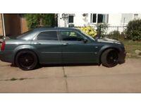 Chrysler 300c Bentley look a like