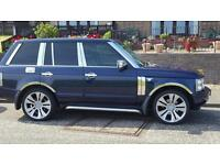 Eye catching range rover for sale