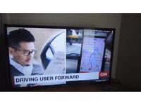 """SHARP 32"""" LED SMART INTERNET TELEVISION 2015 MODEL"""