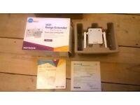 New Wi-fi extender Netgear EX2700
