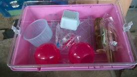 cage for small rodents: Mice Hampsters Etc.
