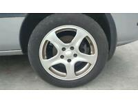 16inch 5x110 Vauxhall Alloys and tyres