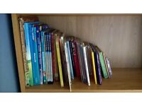 50 Baby & Young Children Picture Books, Early Learning, Annuals & Bedtime Story Books