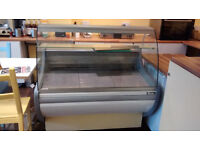 Blizzard OMEGA125 Serve Over Counter - 3 months old, like new - Quick sale!