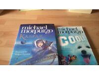 2 MICHAEL MORPURGO BOOKS FOR SALE