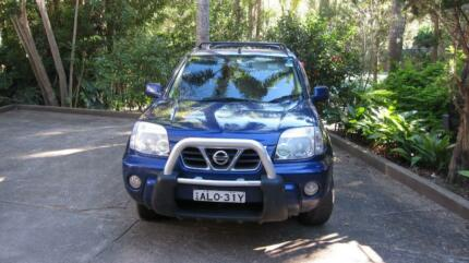 2002 Nissan X-trail 4x4 Automatic Transmission - Reduced Price Cammeray North Sydney Area Preview