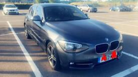 BMW 1 series 120td sports