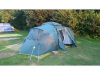 Khyam conquest 4 man tent