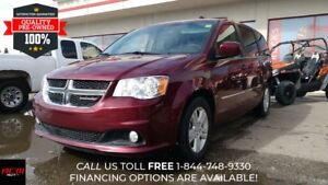 2017 Dodge Grand Caravan Crew - Heated Seats, Backup - $177 B/W