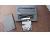 Sharp Portable Typewriter QL-100