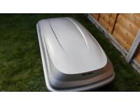 Mont Blanc 450 roof box