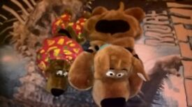 Scooby Doo soft toys
