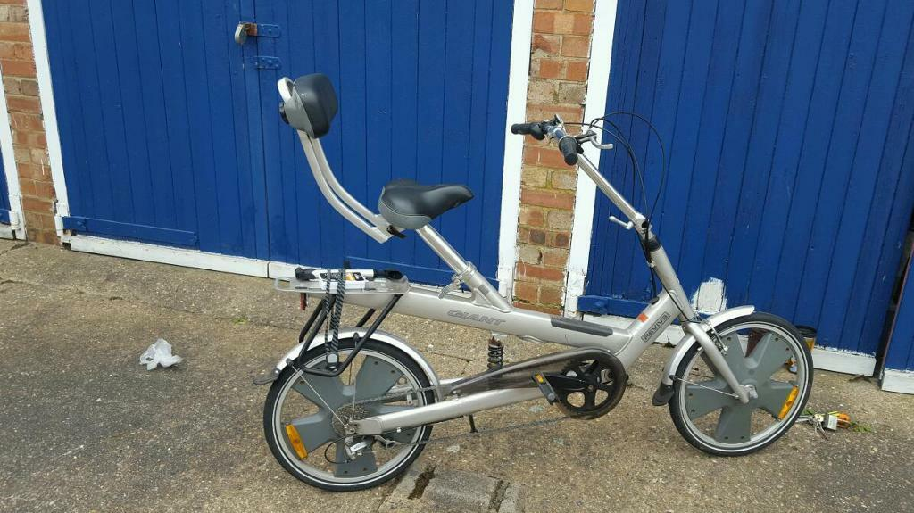 Giant Revive Semi Recumbent Bike In Hull East Yorkshire Gumtree