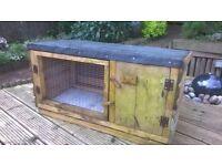 Rabbit Hutch Small Animal Cage Guinea Pig Ferret
