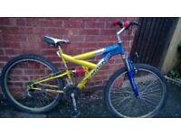 "men's magna chameleon bike 26"" wheels"