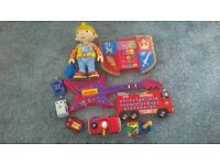 Bundle of character toys