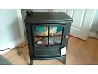 Brayford electric stove heater
