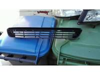 Vauxhall astra debadged grill
