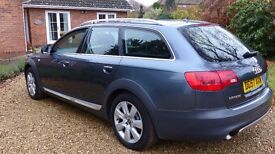 Audi A6 Allroad 3.0 TDI. 1 Owner from new, Full Dealer Service History