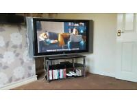 55inch LG TV for sale with stand