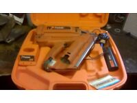 PASLODE FIRST FIX FRAMING NAILER IM 350/90 CT very good condition