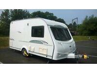 **Special Edition KIMBERLEY** Coachman Amara 380/2 (2010) 2 Berth Caravan - like new