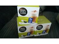 coffe pods for dolce gusto