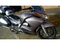 Honda Pan European ST1300 ABS Silver 2002 with 34000 miles. Comes with genuine Honda accessories.