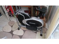 Exercise Bicycle Cross Trainer Step Machine as New £50 Gloucester