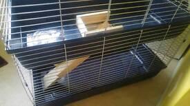 Guinea pig indoor cage
