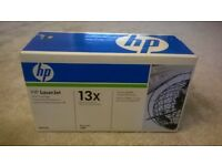 HP LaserJet 13x Q2613x print cartridges for sale (unopened)