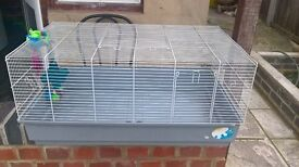 Ferplast rodent cage - perfect for rats, etc.