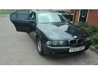 BMW 525i LPG