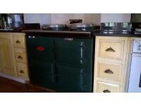 Green 2 oven pre-1974 oil fired aga