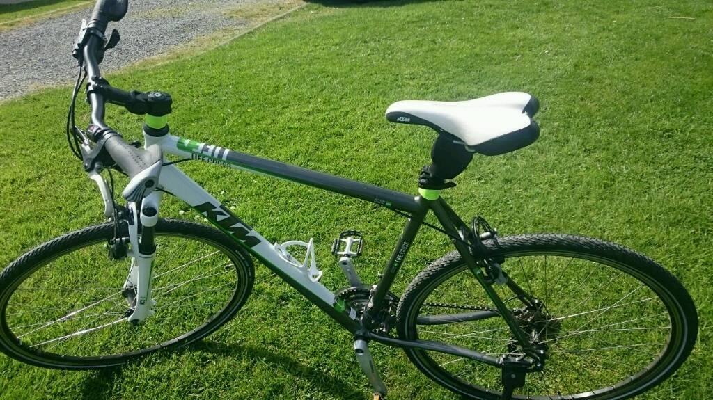 k t m hybrid bike bycycle 27 gears | in newtownards, county down