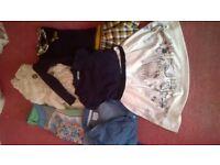 girls age 6 bundle clothes
