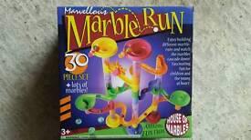 Marble run game
