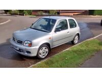 2002 Nissan Micra S for SALE - only 28k genuine miles