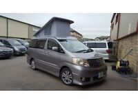 TOYOTA ALPHARD 2.4 by Wellhouse, Engine Size: 2.4, Gearbox: Automatic