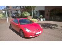 Toyota Celica VVTI for sale