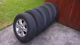 Freelander 1 Alloy Wheels