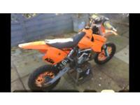 Ktm 65cc. 06 Quad 90cc Auto new