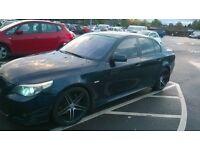 BMW 535D SPORT TWIN TURBO 365 bhp 750nm