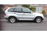 SPARE OR REPAIR BMW 5 MANUAL