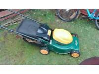 ELECTROLUX lawnmower