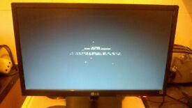 LG Flatron E2242 -22 inch Full HD Monitor