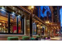 NEW YORK TRIP FOR 2 - MANHATTAN *SUPERB CENTRAL LOCATION* WORTH OVER £2000!!!